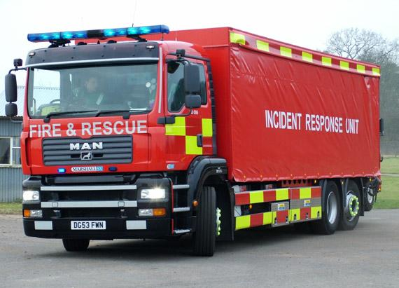 Emergency Vehicle Equipment - NEWBURY - BERKSHIRE
