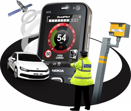 Speed Camera Detectors - CARLISLE - CUMBRIA